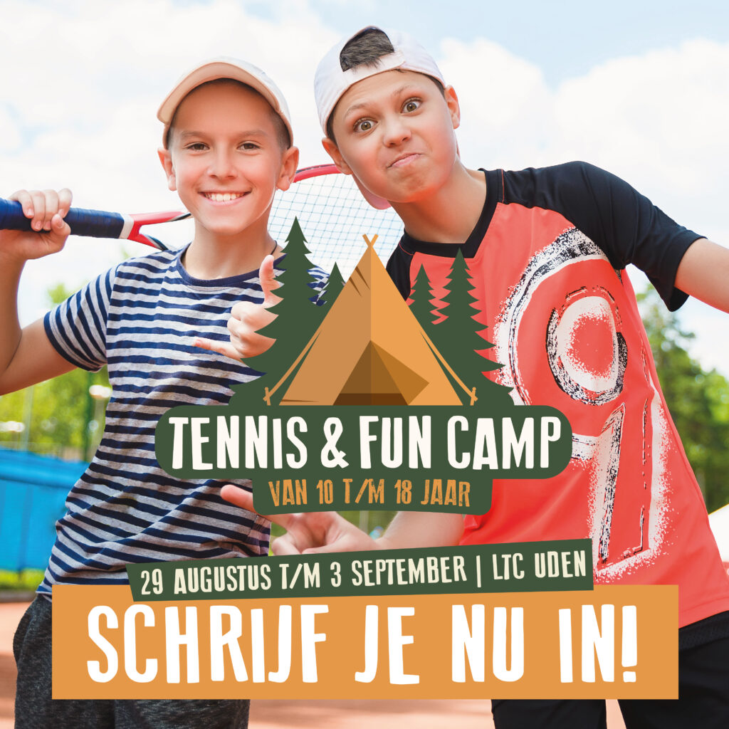 Tennis & fun camp 2021